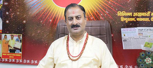 Astrologer Dr.JV Sahni
