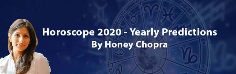 Horoscope 2020 - Yearly Predictions by Honey Chopra